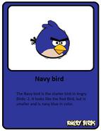 Navy-card