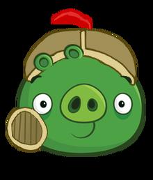 Shield Pig ABLA