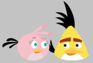 Angry Birds - Chuck y Stella