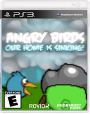 Angry birds ps3