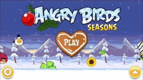 Wreck The Halls - Angry Birds Seasons Music