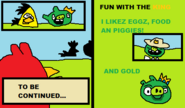 Angry Birds Comics 1 pages 4