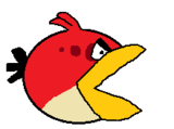 Angry Birds Pacman