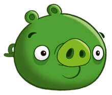Pig Minion Pig