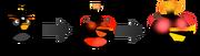 Angry Birds Upgrade - Black Bird Phases