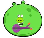 Guitar fat pig