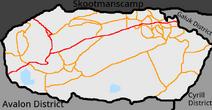 StreetmapofHamDistrict