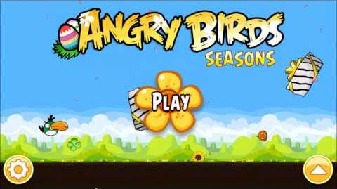Easter Eggs - Angry Birds Seasons Music
