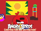 Angry Birds: Construction and Destruction!