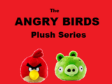 The Angry Birds Plush Series