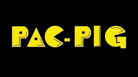 Angry birds Pac pig game