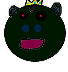 Zombie king pig