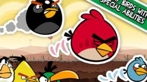 Angry Birds Dance Club Remix