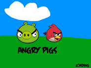 New angry pigs loading
