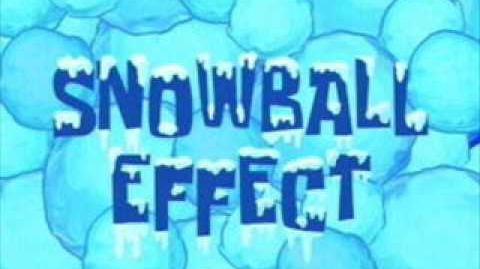 Spongebob soundtrack - Wonderland of Snow