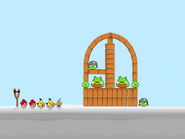 Snow of the snorkers/Level 1-2
