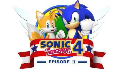 Metal Sonic - Sonic the Hedgehog 4-Final Boss- Zach's Theme
