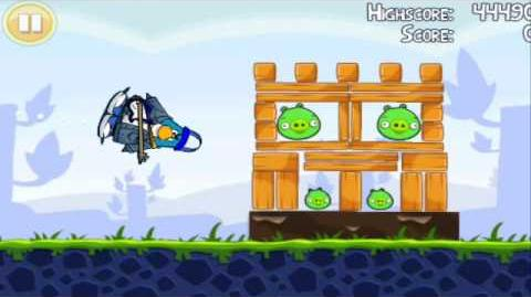 Angry Birds - Club Penguin Edition