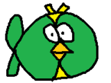 Corn Bird