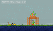 Angry Birds - Level 22-7 - Rainy Days