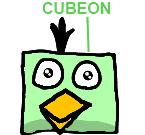 Angry Birds Cubic Bird Baby
