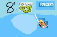 Avatar 8 - Angry Birds GO! Sub Zero