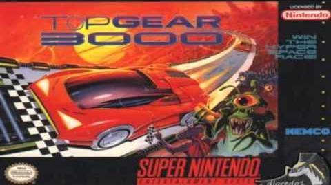 Soundtrack - (SNES) Top Gear 3000 - Title
