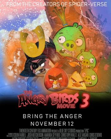 Angry Birds 3 Angry Birds Fanon Wiki Fandom