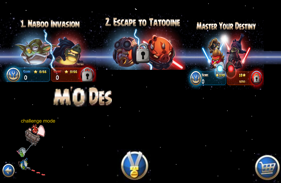 angry birds star wars online free