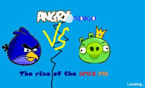 Angryindigotheriseofthespicepigloading