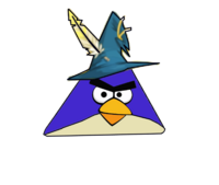 Wizard Bird