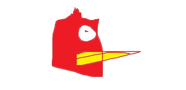 File:Red Lego Bird.jpg