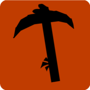 Angry Birds Mining App Icon