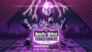 Angry Birds Transformers - Tela de Carregamento 2