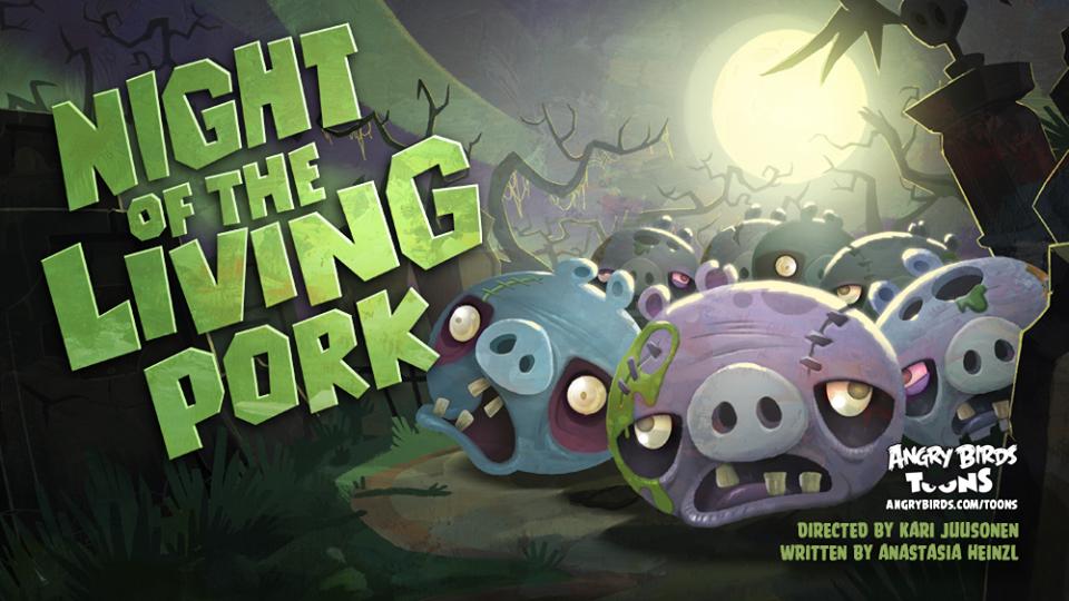 night of the living pork wiki angry birds fandom powered by wikia