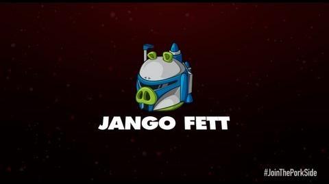 Angry Birds Star Wars II Jango Fett-1