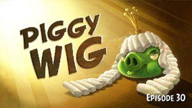 Angry Birds Toons Piggy Wig