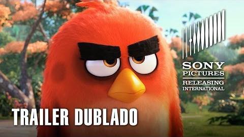 Angry Birds - O Filme Trailer Dublado 12 de maio nos cinemas