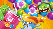 Angry Birds Stella POP Outro Poster