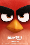 The Angry Birds Movie - Teaser Poster 01