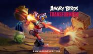 Angry Birds Transformers Novo Loading