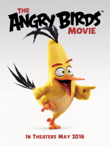 The Angry Birds Movie Poster 02