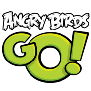 Angry Bird Go Logo