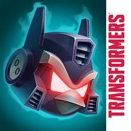 Angry Birds Transformers - Icone de Halloween