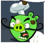 Chef Pig 03