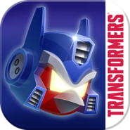Angry Birds Transformers - Icone 2