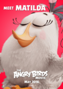 The Angry Birds Movie - Poster Meet Matilda