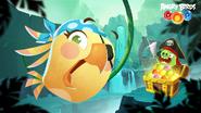 Angry Birds POP - Lagoa Secreta