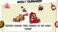 Weekly Tournament Go