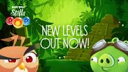 Novos níveis em AB Stella POP!